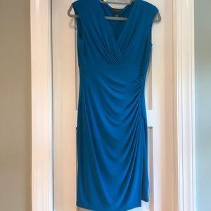 Ralph Lauren Blue dress - new Sz. 4